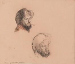 Arnold Dolmetsch, by William Rothenstein - NPG 4642