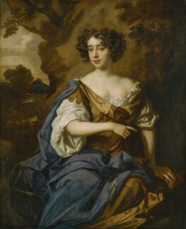Catherine Sedley, Countess of Dorchester, studio of Sir Peter Lely, based on a work of circa 1675 - NPG 36 - © National Portrait Gallery, London