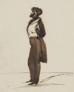 Alfred, Count D'Orsay, by Edwin Landseer - NPG 4922