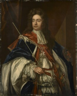 Charles Sackville, 6th Earl of Dorset, after Sir Godfrey Kneller, Bt, based on a work of 1694 - NPG 250 - © National Portrait Gallery, London
