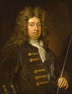 Charles Sackville, 6th Earl of Dorset, by Sir Godfrey Kneller, Bt, circa 1697 - NPG 3204 - © National Portrait Gallery, London
