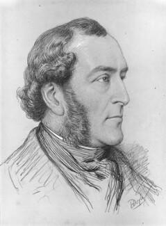 John ('HB') Doyle, by Henry Edward Doyle - NPG 2130