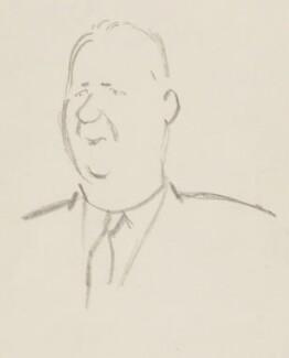 George Alexander Drew, by Sir David Low - NPG 4529(117)