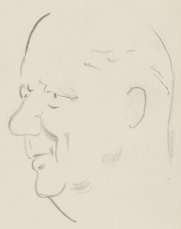 George Alexander Drew, by Sir David Low - NPG 4529(119)