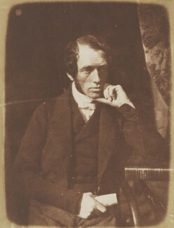 David Thomas Kerr Drummond, by David Octavius Hill, and  Robert Adamson - NPG P6(39)