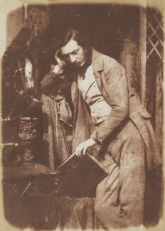 James Drummond, by David Octavius Hill, and  Robert Adamson - NPG P6(34)