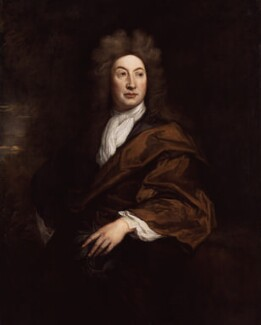 John Dryden, by Sir Godfrey Kneller, Bt, 1693 - NPG  - © National Portrait Gallery, London