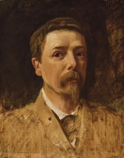 George Du Maurier, by George Du Maurier - NPG 3656