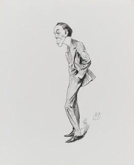 Sir Gerald Du Maurier, by Harry Furniss - NPG 4095(3)