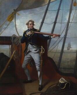 Adam Duncan, 1st Viscount Duncan, by Henri-Pierre Danloux, 1792 - NPG 1084 - © National Portrait Gallery, London