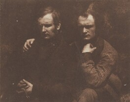 James Duncan; Thomas Duncan, by David Octavius Hill, and  Robert Adamson - NPG P6(142)
