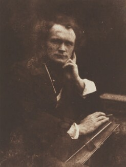 Thomas Duncan, by David Octavius Hill, and  Robert Adamson - NPG P6(84)