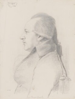 Sir James Earle, by William Daniell, after  George Dance - NPG 3089(5)