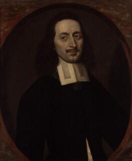 John Earle, by Unknown artist - NPG 1531