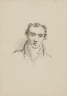 Sir Charles Lock Eastlake, by William Brockedon - NPG 2515(16)