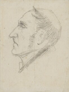Sir Charles Lock Eastlake, by Charles Bell Birch - NPG 2478