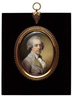 Richard Lovell Edgeworth, by Horace Hone, 1785 - NPG 5069 - © National Portrait Gallery, London