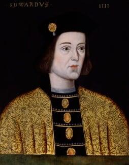 King Edward IV, by Unknown artist, 1597-1618 - NPG 4980(10) - © National Portrait Gallery, London