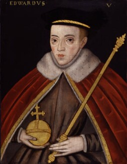 King Edward V, by Unknown artist - NPG 4980(11)