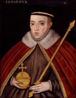 King Edward V, by Unknown artist, 1597-1618 - NPG  - © National Portrait Gallery, London