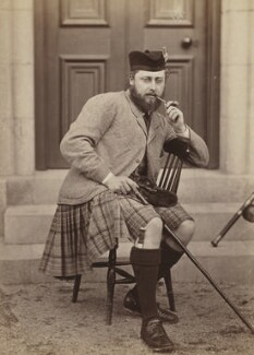 King Edward VII, by W. & D. Downey, 1868 - NPG  - © National Portrait Gallery, London