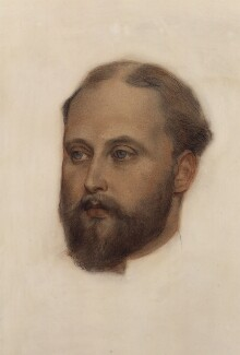 King Edward VII, by George Frederic Watts - NPG 3983