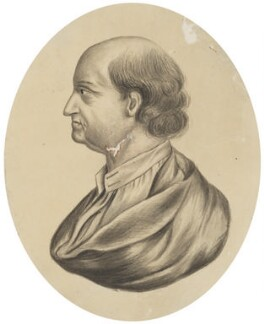 George Edwards, after Isaac Gosset - NPG 1576a