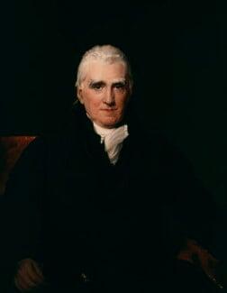 John Scott, 1st Earl of Eldon, studio of Sir Thomas Lawrence, circa 1828, based on a work of 1826 - NPG 464 - © National Portrait Gallery, London