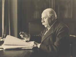 Sir Edward Elgar, Bt, by Herbert Lambert, 1933 - NPG P107 - © National Portrait Gallery, London