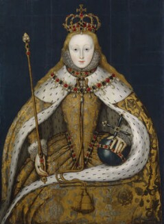 Queen Elizabeth I, by Unknown English artist, circa 1600 - NPG 5175 - © National Portrait Gallery, London