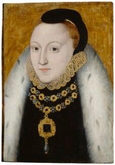 Queen Elizabeth I, by Unknown English artist, circa 1560 - NPG 4449 - © National Portrait Gallery, London