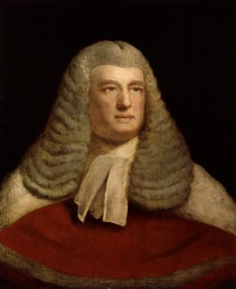 Edward Law, 1st Baron Ellenborough, by Samuel Drummond - NPG 1123