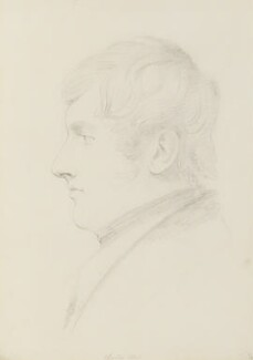 Frederick Augustus Ellis, by Sir Francis Leggatt Chantrey, 1821 - NPG 316a(45) - © National Portrait Gallery, London