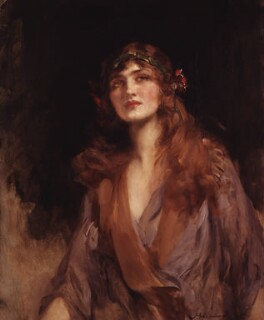 Lily Elsie, by Sir James Jebusa Shannon - NPG 4322