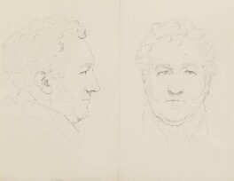 Mr Elwin, by Sir Francis Leggatt Chantrey - NPG 316a(46)
