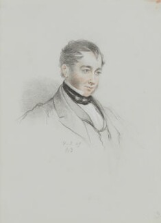 Charles Enderby, by William Brockedon - NPG 2515(104)