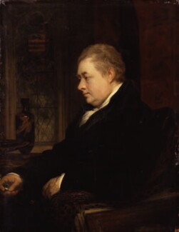 Sir Henry Charles Englefield, 7th Bt, by Thomas Phillips - NPG 4659