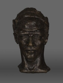 Jacob Epstein, by Jacob Epstein - NPG 4126