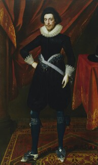 Robert Devereux, 3rd Earl of Essex, by Unknown artist - NPG L115