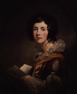 Catherine Capell-Coningsby (née Stephens), Countess of Essex, by John Jackson - NPG 702