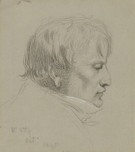 William Etty, by Charles Hutton Lear - NPG 1456(6)