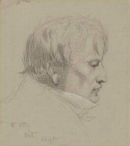 William Etty, by Charles Hutton Lear - NPG 1456(6)