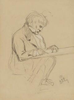 William Etty, by Charles Hutton Lear - NPG 1456(7)