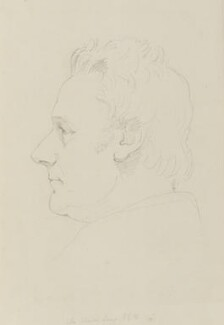 Charles Long, 1st Baron Farnborough, by Sir Francis Leggatt Chantrey - NPG 316a(79)