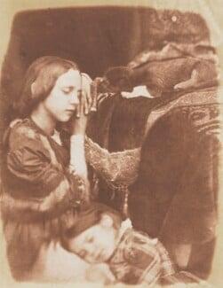 Sophia Finlay; Harriet Farnie, by David Octavius Hill, and  Robert Adamson, 1843-1848 - NPG P6(165) - © National Portrait Gallery, London