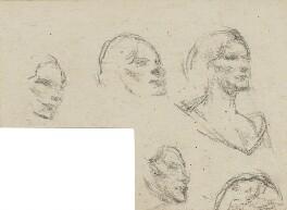 Kathleen Ferrier, by Bernard Dunstan - NPG 5040(6)