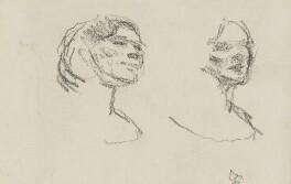 Kathleen Ferrier, by Bernard Dunstan, 1950 - NPG 5040(8) - © National Portrait Gallery, London