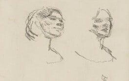 Kathleen Ferrier, by Bernard Dunstan - NPG 5040(8)