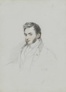 Probably Félix Sébastien Feuillet de Conches, by William Brockedon, 1834 - NPG 2515(65) - © National Portrait Gallery, London