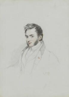 Probably Félix Sébastien Feuillet de Conches, by William Brockedon, 1834 - NPG 2515(65) - © National Portrait Gallery, London